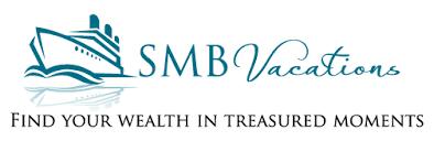 Custom Vacation Service Logo