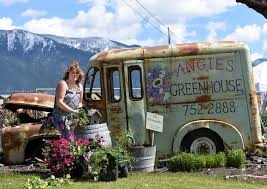Greenhouse Owner Trademarks Flower Truck