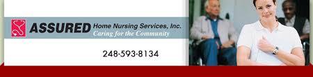 Home Health Care Birmingham Assured Home Nursing Services Inc