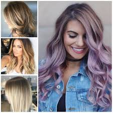 Hair Color Trends For Spring Summer 2017