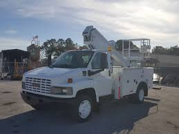 2007 GMC C4500 Aero-Lift 2TPE-35 40ft Bucket Truck - 25967 - Trucks ...