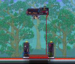 Pumpkin Moon Terraria Farm by Crushing Pumpkin Moon And All 3 Mechanical Bosses Using An Easy To