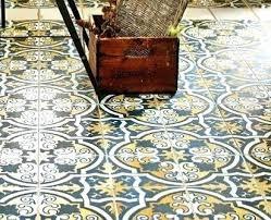 Home Improvement Retro Linoleum Floor Patterns Vintage Flooring New Bathroom Lino Mosaic Design Fresh Best Vinyl Black Tiles Floo