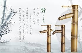 salle de bains robinet torneira laiton antique évier robinet rétro