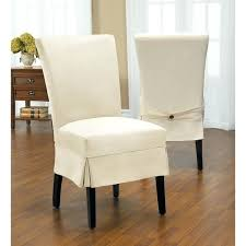 Dining Room Chair Slip Covers Photo 2 Slipcovers Short