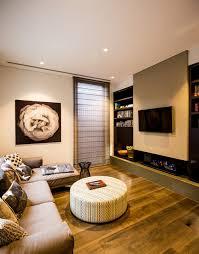 bonsai house caulfield modern wohnzimmer