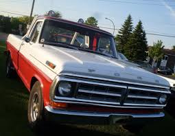100 Pickup Truck Sleeper Cab Ford FSeries History From 19731979