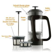 Espro Press P3 Coffee With Thick Durable SCHOTT Duran Glass