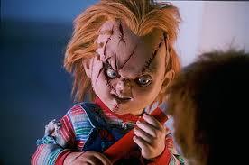 Chucky Halloween Mask by Lady Chucky Costume Partyworld