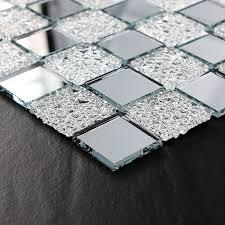 Glass Backsplash Tile Cheap by 133 Best Bling Backsplash Images On Pinterest Bathroom Ideas