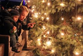 Bethlehem Lights Christmas Trees by Emmaus Set To Celebrate U0027old Fashioned Christmas U0027 This Weekend