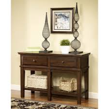 Norcastle Sofa Table Ashley Furniture by Ashley Furniture Console And Sofa Tables Hall Tables And More