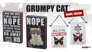 cat merchandise grumpy cat by ganz grumpy cat merchandise products