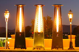 Lynx Gas Patio Heater by Natural Gas Patio Heaters Interior Design