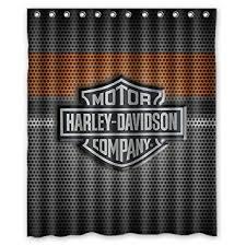 fashionable bathroom collection custom harley davidson shower
