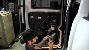 RAM 1500 Rear Door Speaker Swap - YouTube