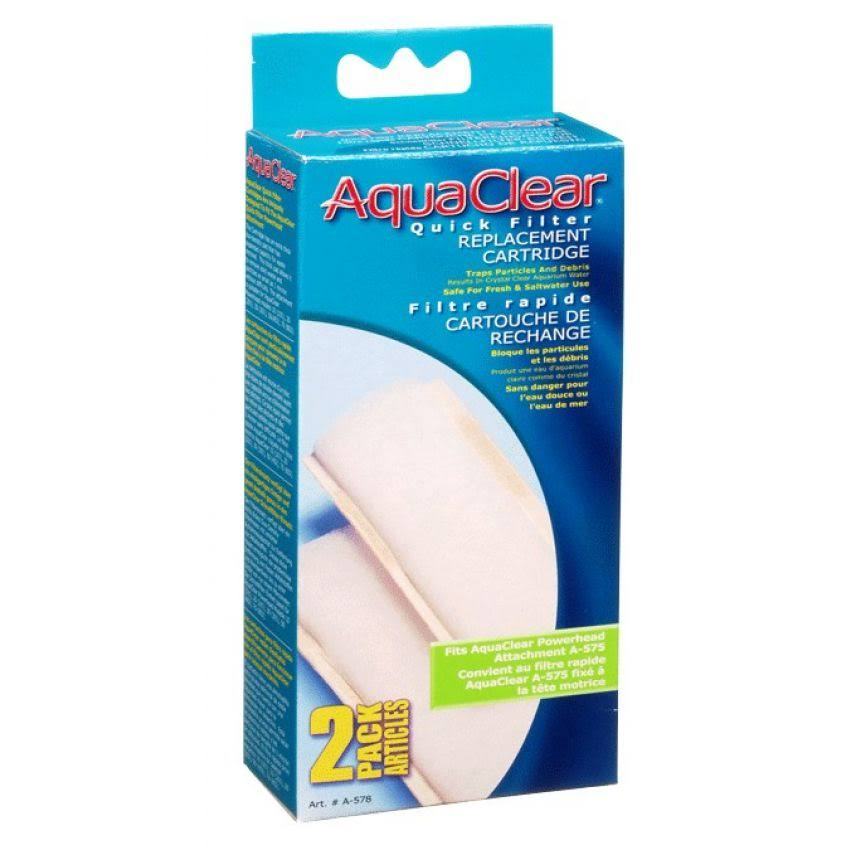 AquaClear Powerhead Quick Filter Replacement Cartridge