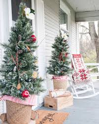 Kate Mathis Christmas Tree Decorating Ideas Martha Stewart