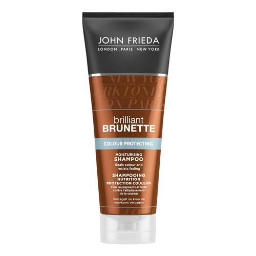 John Frieda Colour Protecting Moisturising Shampoo - Brilliant Brunette, 250ml