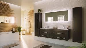 badezimmer set komplett schwarz 4 teilig mit led spiegel