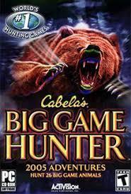 Cabela s Big Game Hunter 2005 Adventures