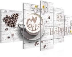 bilder küche kaffee wandbild vlies leinwand bild