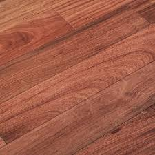 Santos Mahogany Hardwood Flooring On Clearance