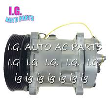 100 Ac Truck Parts SD7H15 AC COMPRESSOR For Car Volvo Truck FH16 161L CAMION Truck