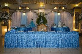 Image Of Quinceanera Decorations For Hall