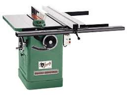 Used Grizzly Cabinet Saw by Grizzly 1023s Table Saw Arrival Setup And Comments