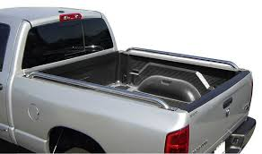 ici stainless steel bed rails ici truck side rails