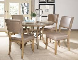 Attractive Chairs Design Ideas And Vintage Metal Table Plus