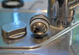 undichte küchenarmatur was tun