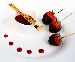 dessert assiette gourmande facile assiette gourmande facile à la purée de fraises andros et si c