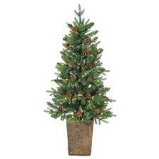 4 Ft Pre Lit Christmas Tree by 232 Best Fake Plants Images On Pinterest Wonderful Time Cookie