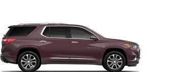 100 Traverse Truck 2018 MidSize SUV Chevrolet