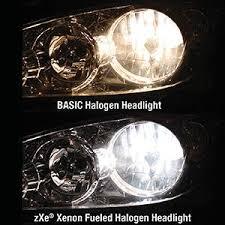 sylvania h13 silverstar zxe high performance halogen headlight