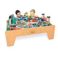Thomas Tidmouth Sheds Toys R Us by Imaginarium Mountain Rock Train Table Natural Toys R Us Babies