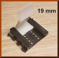 10 x sockelhalter 19 mm küche befestigung klammer häfele clip sockelleiste ebay