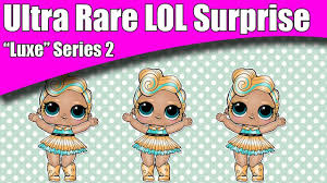 Show Off Ultra Rare LOL Surprise Doll Luxe Series 2