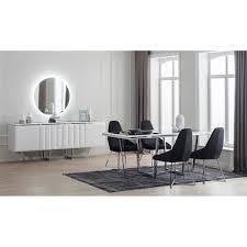 traumhaft weisse esszimmer möbel im set kaufen bei optimawohnen