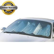 100 Sun Shades For Trucks Shop Max Reflector Premium Silvertone Jumbo Double Bubble Reflective