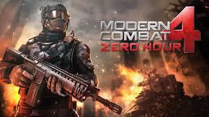 modern combat 4 zero hour review modern combat 4 zero hour apk obb review dan