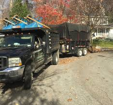 Baltimore County Christmas Tree Collection by Leaf Removal Lawn U0026 Landscaping Services Catonsville Md
