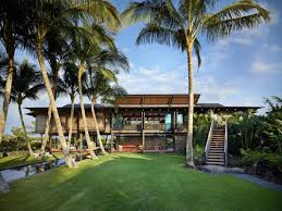 100 Hawaiian Home Design Home Set In A Lush Tropical Landscape Inspired By The