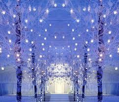 Winter Wonderland Themed Centerpieces