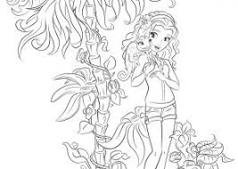 Lego Friends Coloring Pages To Print Coloring4free