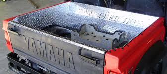 yr100 yamaha rhino bed liner strong made