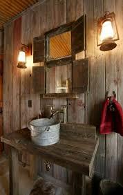 35 rustikale badezimmer design ideen ländlicher scheunen