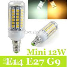 best g9 e14 led bulbs light 1000 lumen 12w 5050 smd led corn